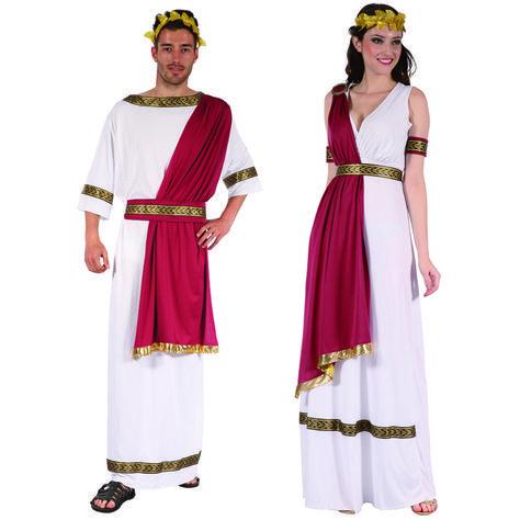 df5f2933d Pareja Romanos Antigua Roma adulto   ideas para parejas   Disfraz ...