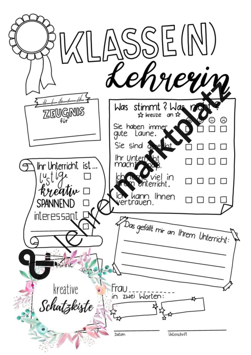 Lehrer Zeugnis Zeugnisse Feedback Ruckmeldung Doodle Sketchnotes Unterrichtsmaterial Im Fach Fachubergreifendes Abschiedsgeschenk Lehrerin Grundschule Abschiedsgeschenk Lehrer Abschluss Geschenk Lehrer