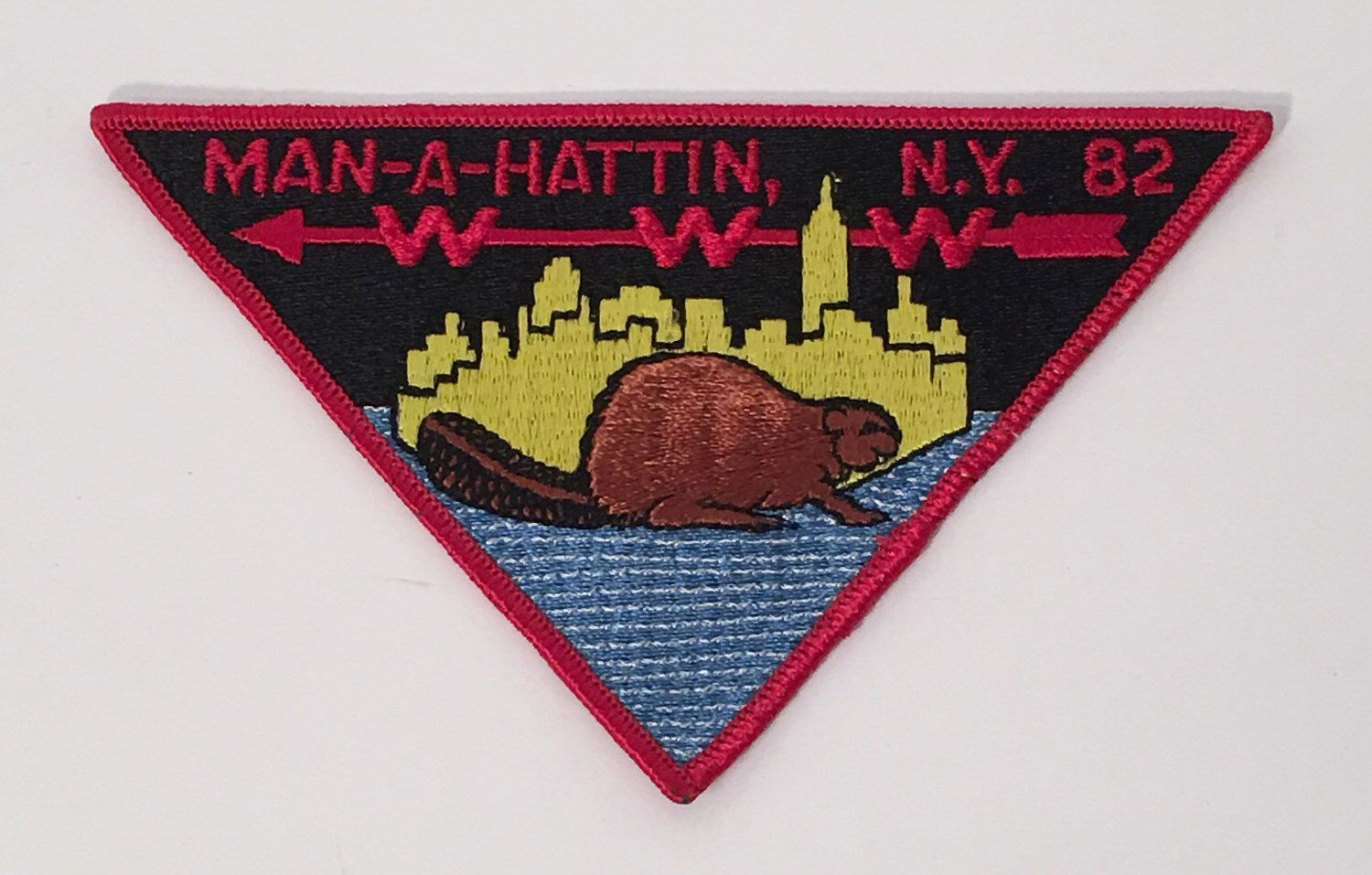 Pin by KitschyCollection on Kitschy Patches Triangle