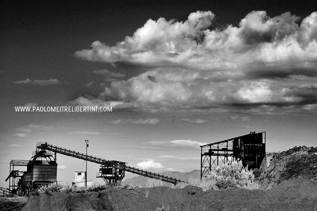 Miniera del Ginevro, Monte Calamita, Capoliveri, Isola d