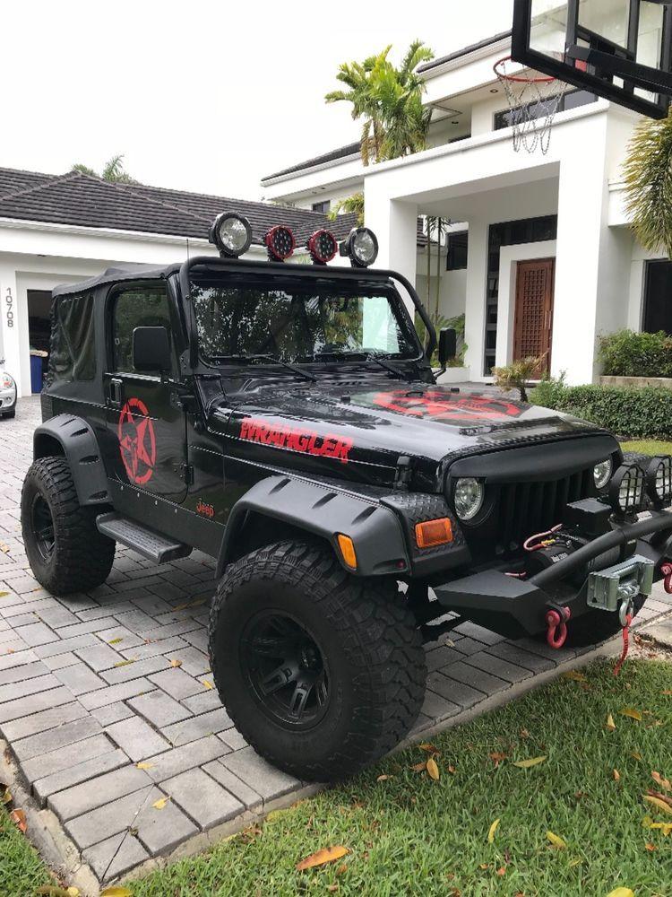 2002 Jeep Wrangler Sport TJ 2002 jeep wrangler, Jeep