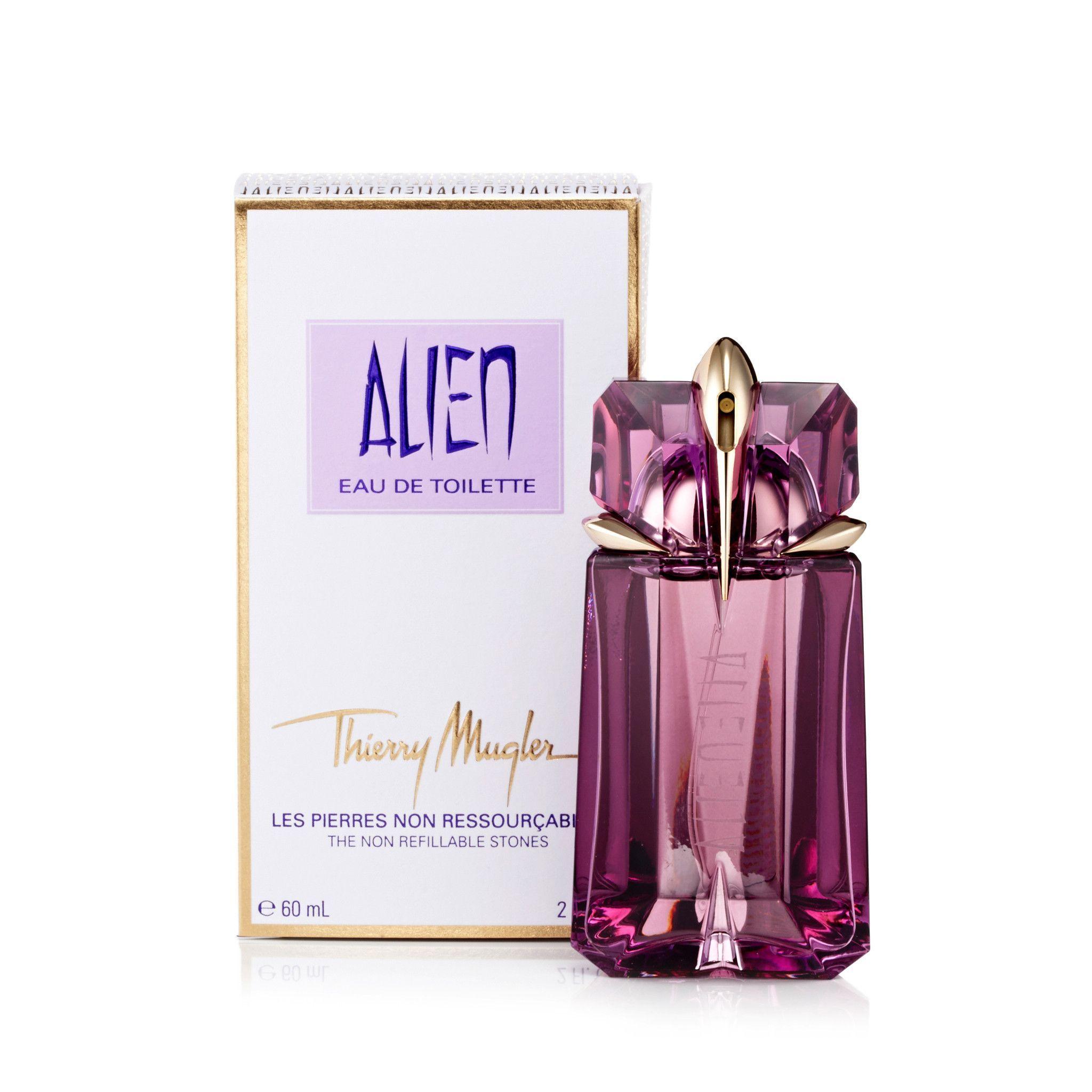 Alien Non Refillable Eau De Parfum Spray For Women By Thierry Mugler Perfume Design Perfume Fragrance Outlet