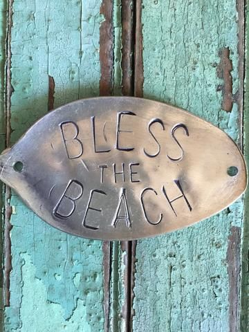 Bless The Beach Tag Beach Vacation Pictures Beach Vintage Silver