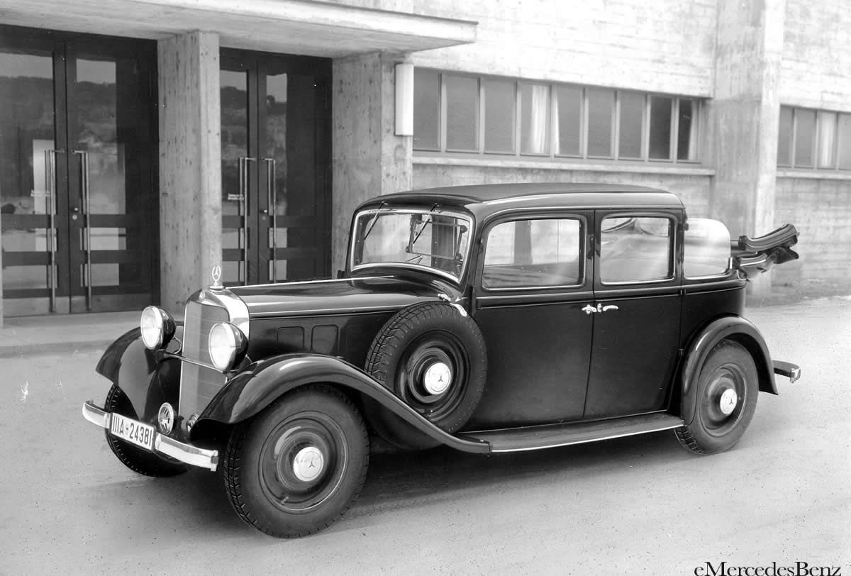 DID YOU KNOW? In 1936, Mercedes-Benz released the first ever diesel ...