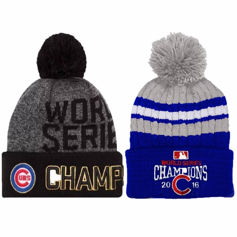 2016 Skullies World Series Champs Chicago Cubs Knit Cap Beanie Hat Gold  Rally Brand New Beanies                Click on the pin to check out  discount price a1b59be7dd6