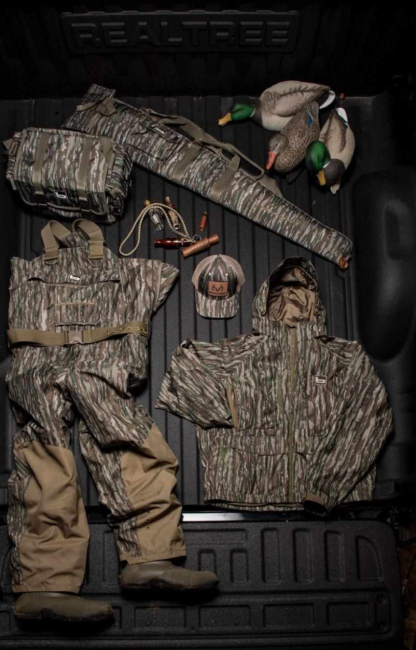 Realtree Original Banded Products 2018 For Duck Waterfowl