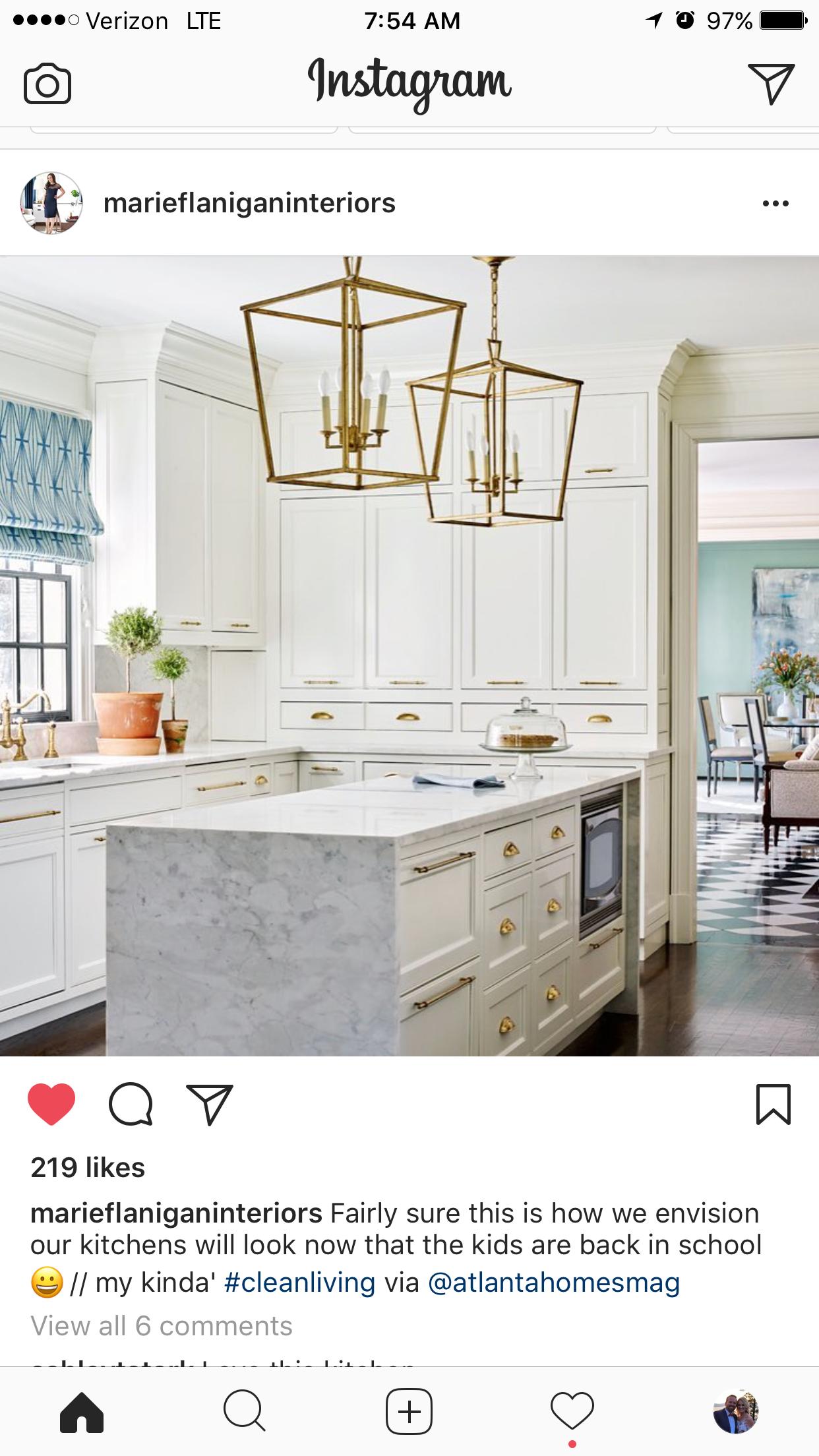 Pin By Allison Krill On Interior Design Kitchen