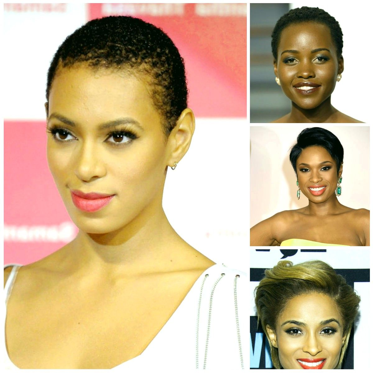 Top short haircuts for africanamerican women african american