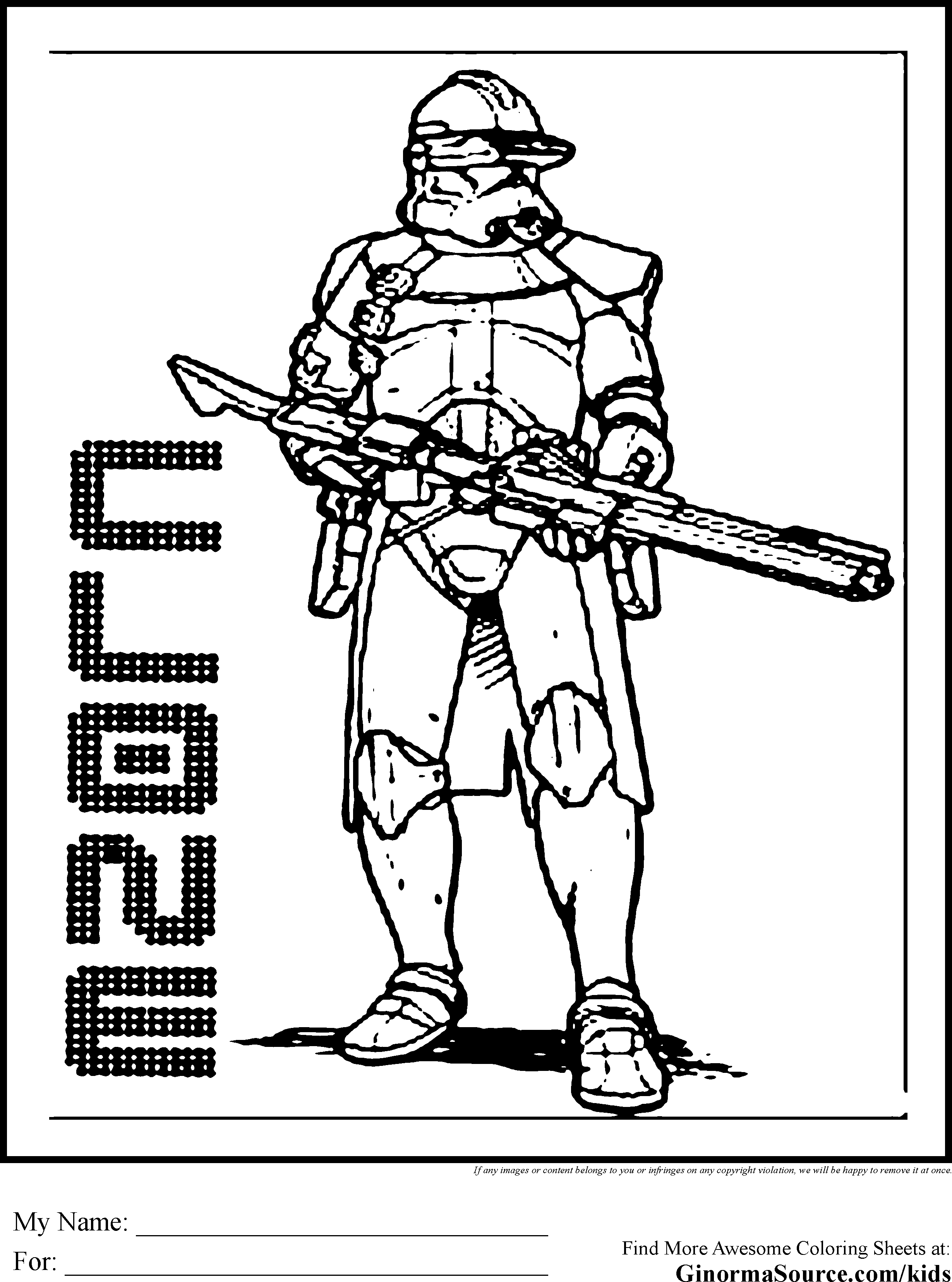 clone war coloring pages - photo#23