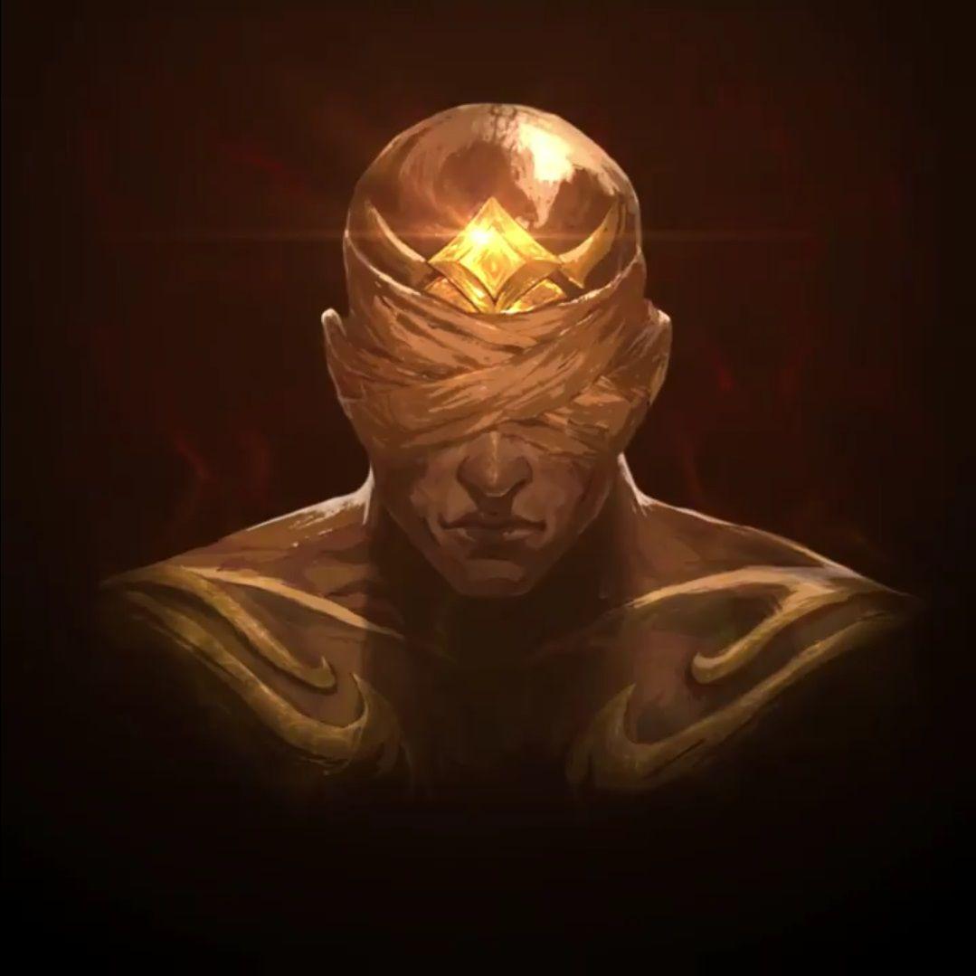 Lee Sin League Of Legends Wallpaper 4k Legenda