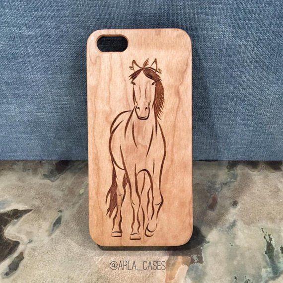 coque iphone 8 horse
