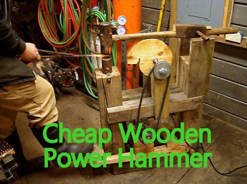 blacksmith projects plans. how to build a power hammer: my hammer plans for homemade davinci cam helve hammer. blacksmith projects m