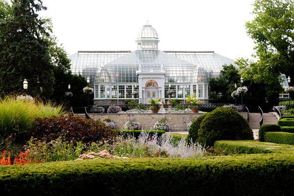 Franklin Park Conservatory Ohio Botanical Gardens