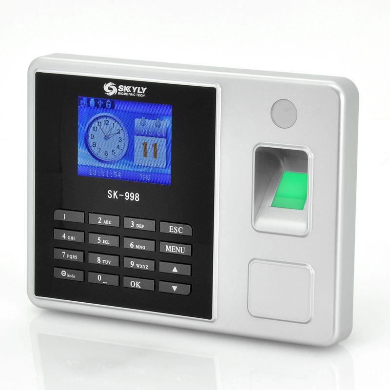 Fingerprint Time Attendance System - 2 8 Inch Monitor 10