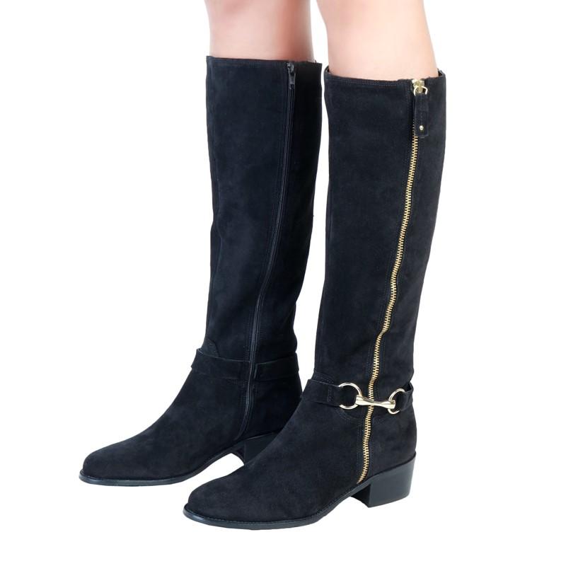 Pierre Cardin 4105215 Noir Women Black Boots Size EU 39