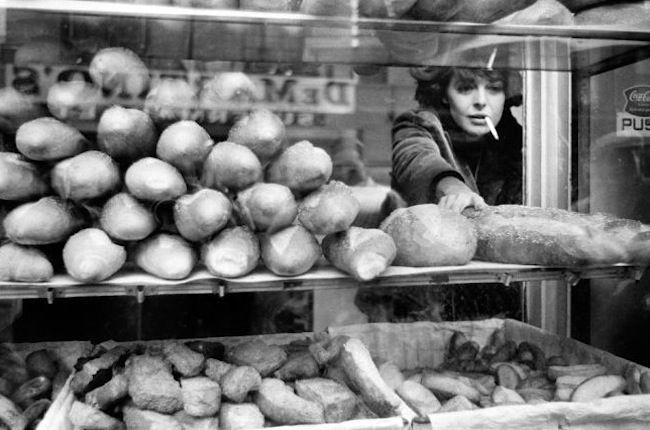 Anne Bancroft, NYC, 1962 (Sam Shaw).