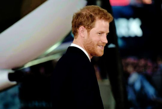 Prince Harry attends the World Premiere of 'Dunkirk' at Odeon Leicester Square | July 13, 2017