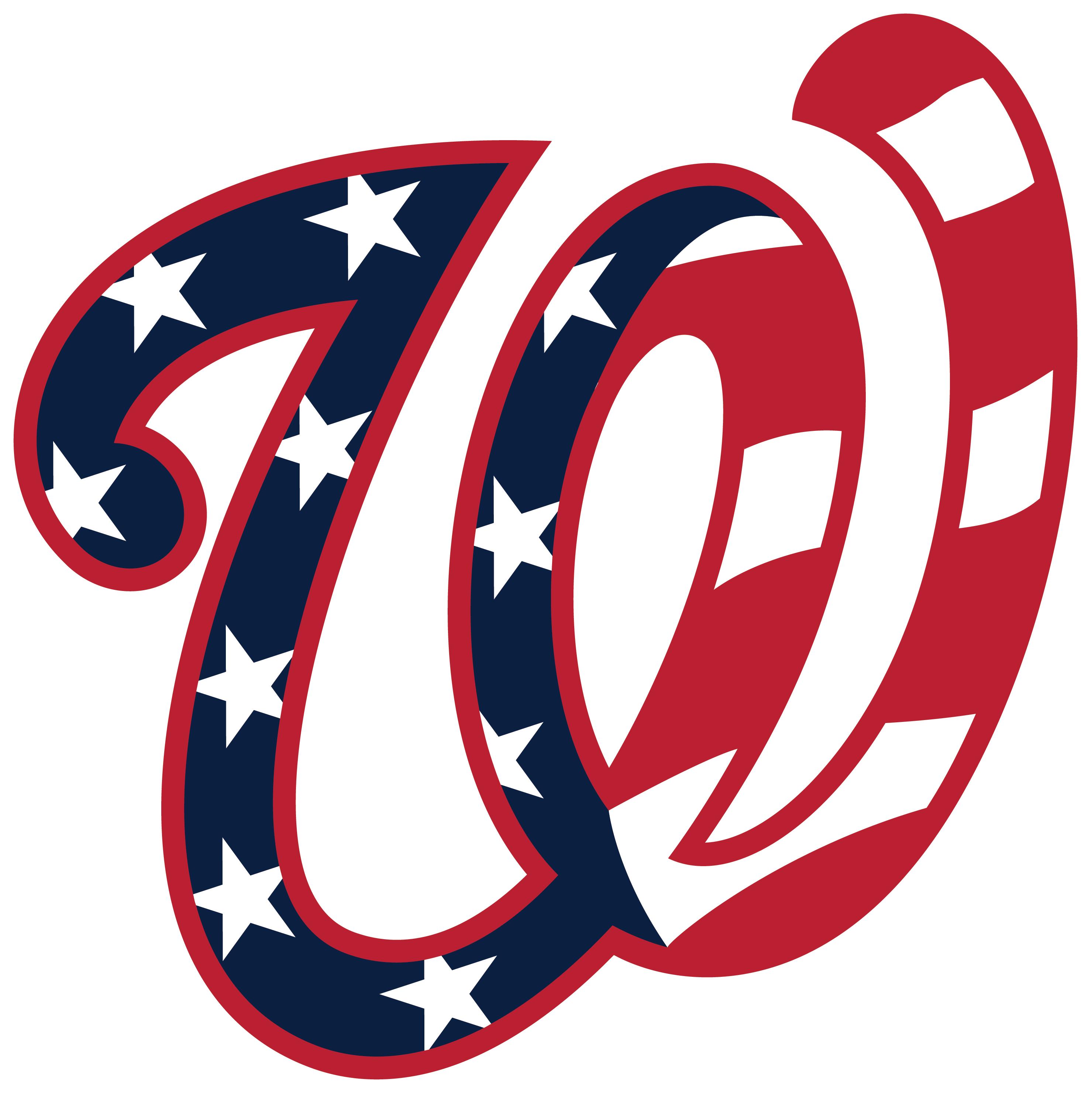 Image result for nationals baseball logo