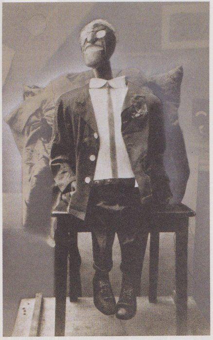 John Heartfield, Woodrow Apollon, 1919, photo et gouache, 13 x 18 cm, Stiftung Archiv der Akademie der Künste; Kunstsammlung, Berlin.