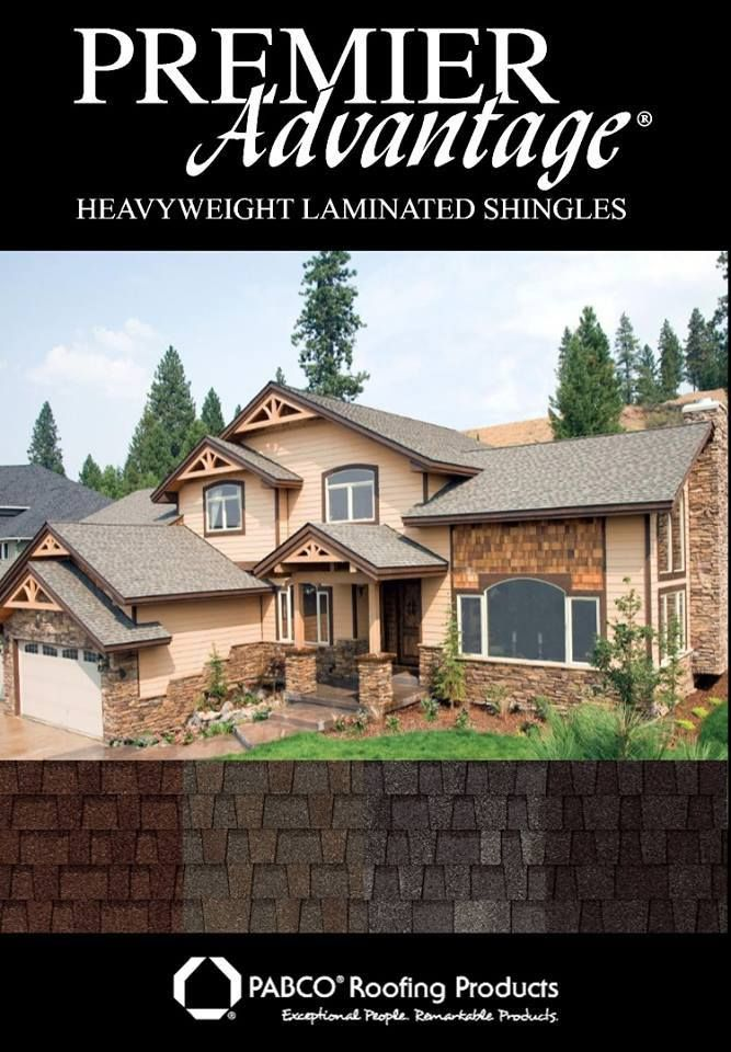 Tough Weather Conditions Give Your Roof The Advantage With Premieradvantage Shingles From Our Friends At Pabco Roo Residential Roofing Roofing Roof Shingles