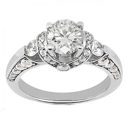 1.62 CT TW Brilliant Cut Diamond Engagement Ring in 14k White Gold - Size 5.5 VIP Jewelry Art,http://www.amazon.com/dp/B00BZADR72/ref=cm_sw_r_pi_dp_o-EFrb09990A4D8A