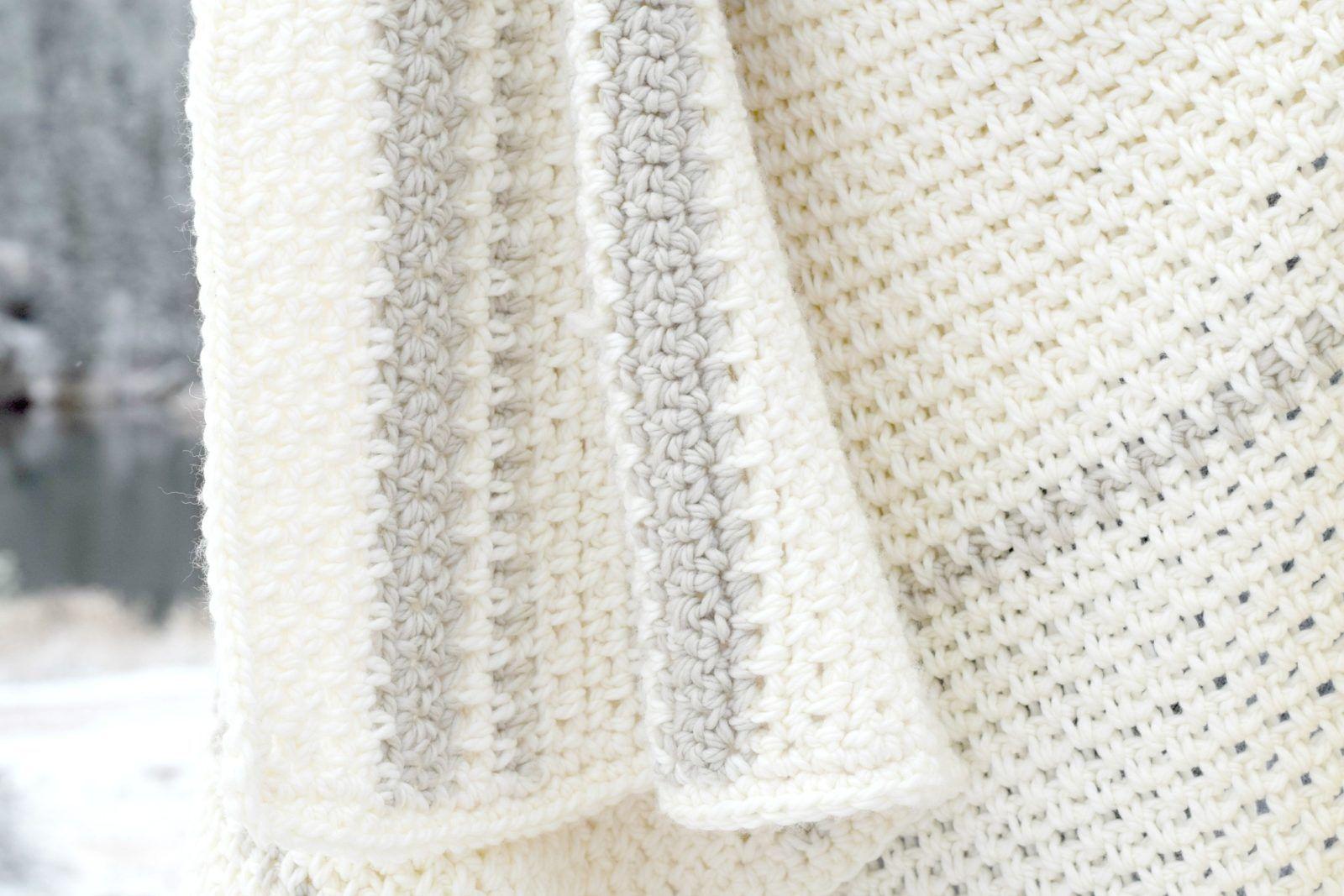 Mod Heirloom Crochet Blanket Pattern | crochet patterns | Pinterest