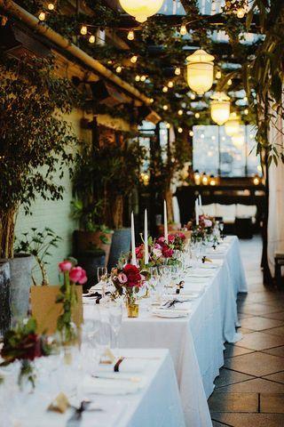 Wintry Wedding At Gramercy Park Hotel Jess Dan