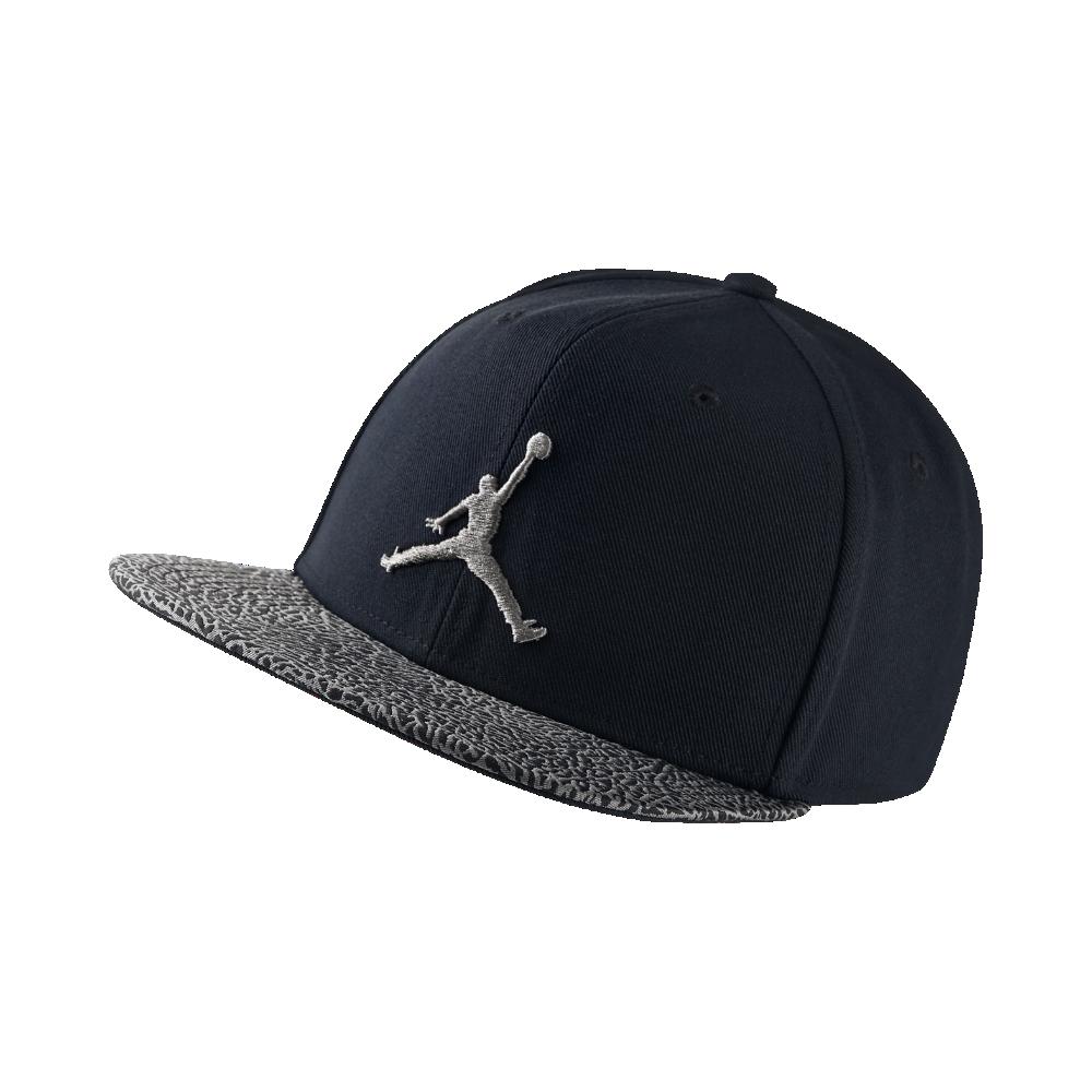 ff827b4ce704 Jordan Elephant Print Adjustable Hat