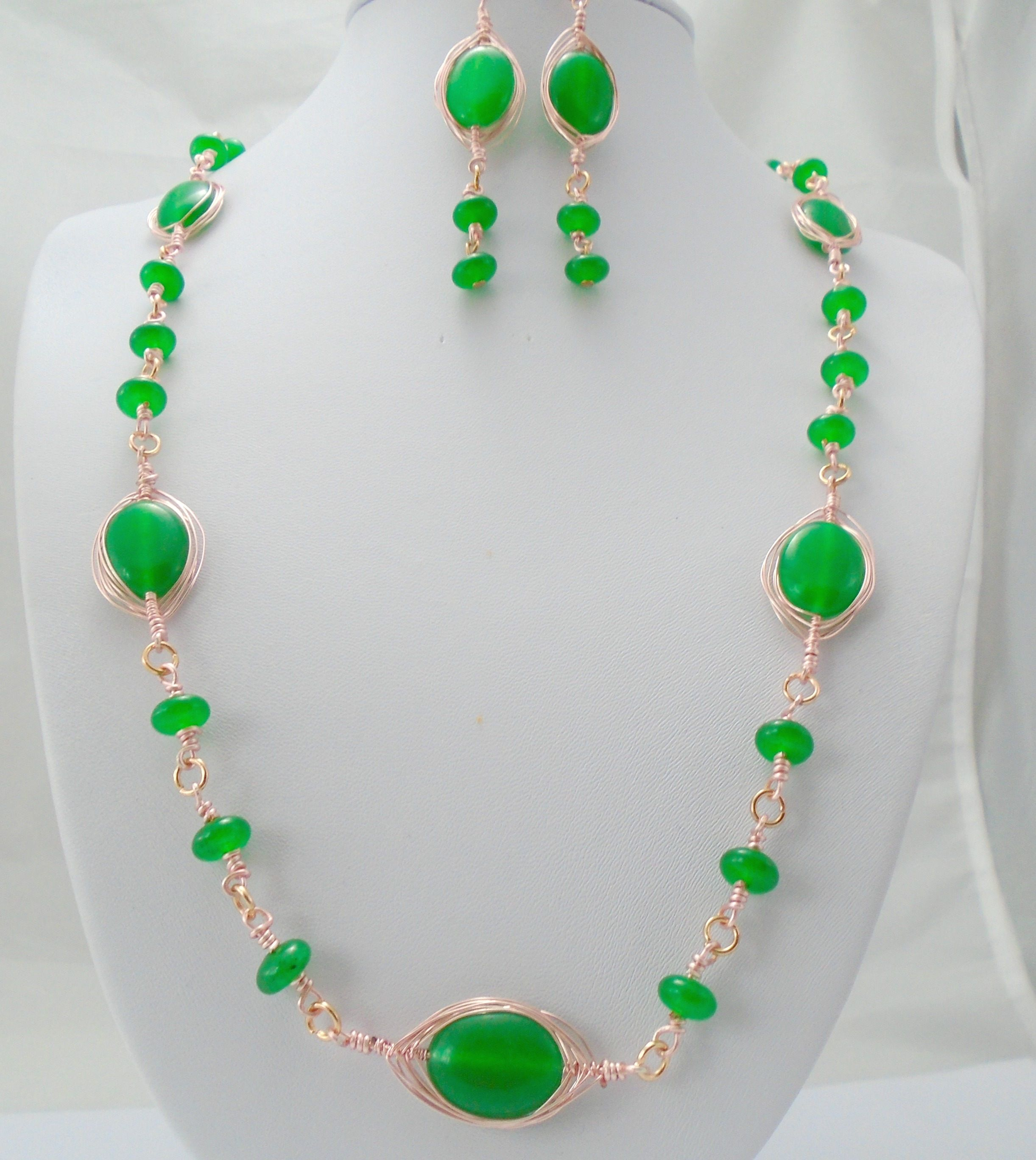 s rosary green mala necklace natural best quality beads onyx product