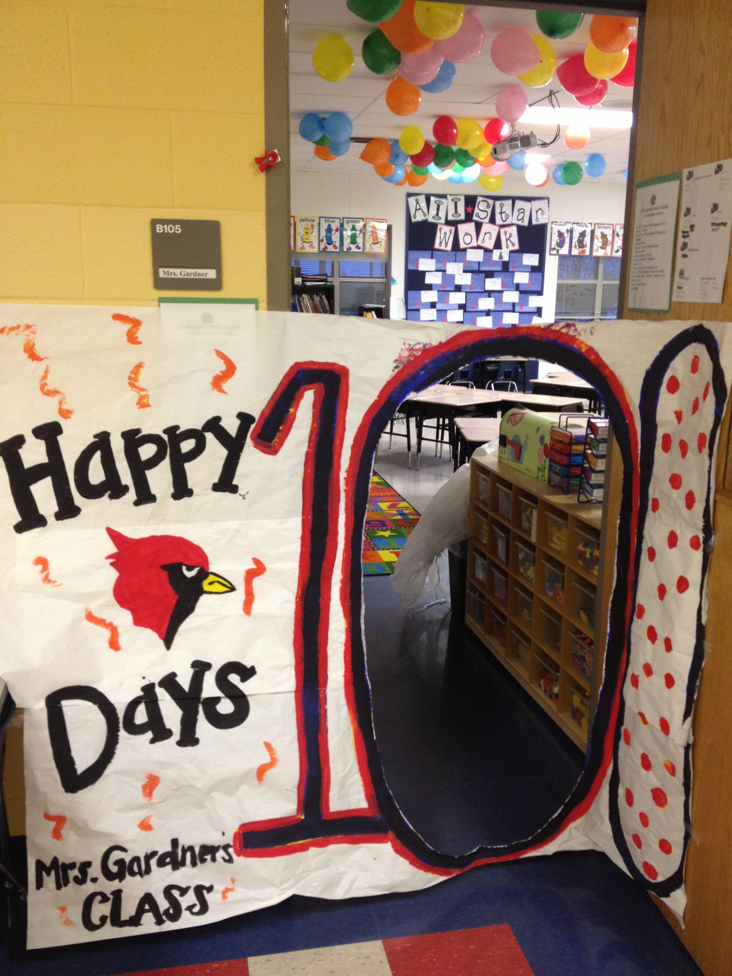Happy 100 Days Of School Farmington