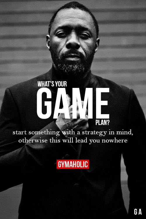 What S Your Game Plan Fitness Motivation Inspiration Fitness Quotes Motivation