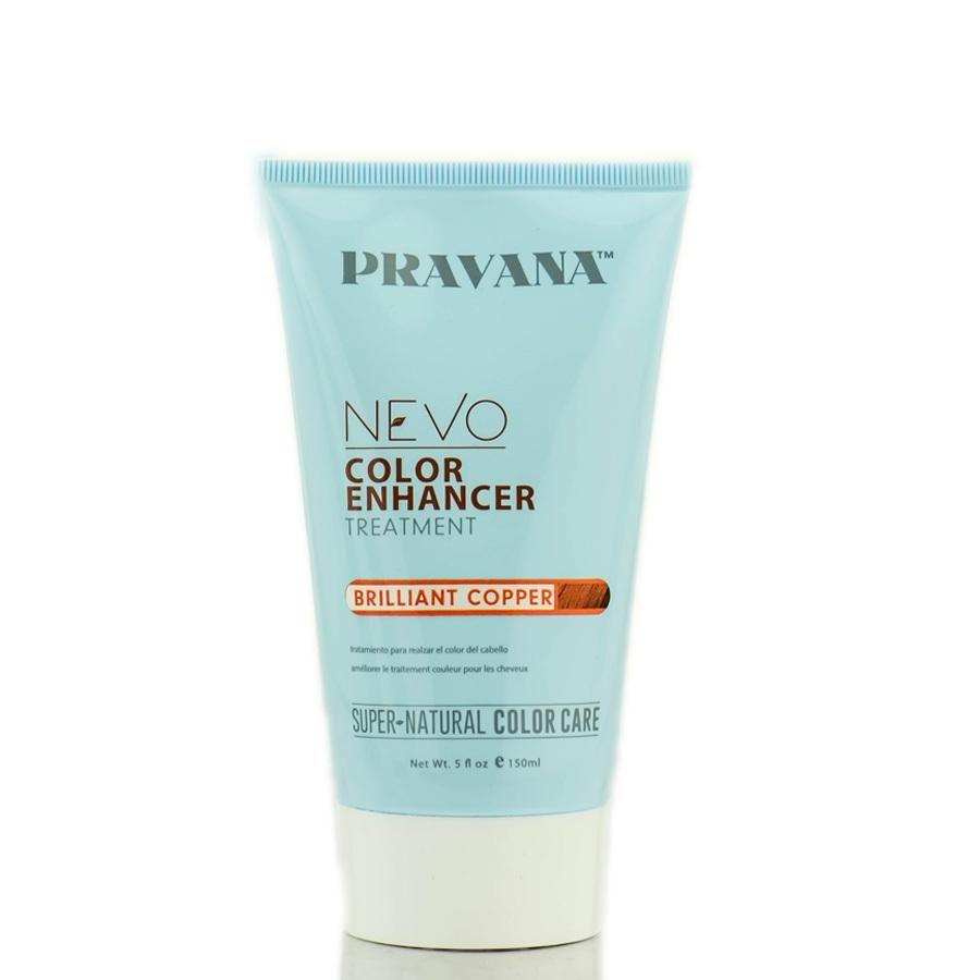 Pravana Nevo Color Enhancer 5 Oz Brilliant Copper Hair Gloss