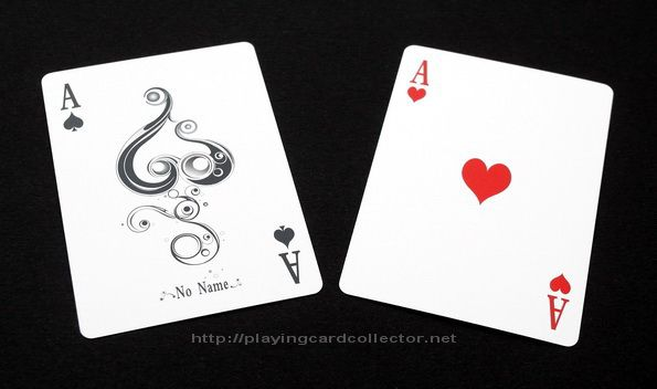Uspcc No Name Playing Cards By Mloong Magic With Images Cards