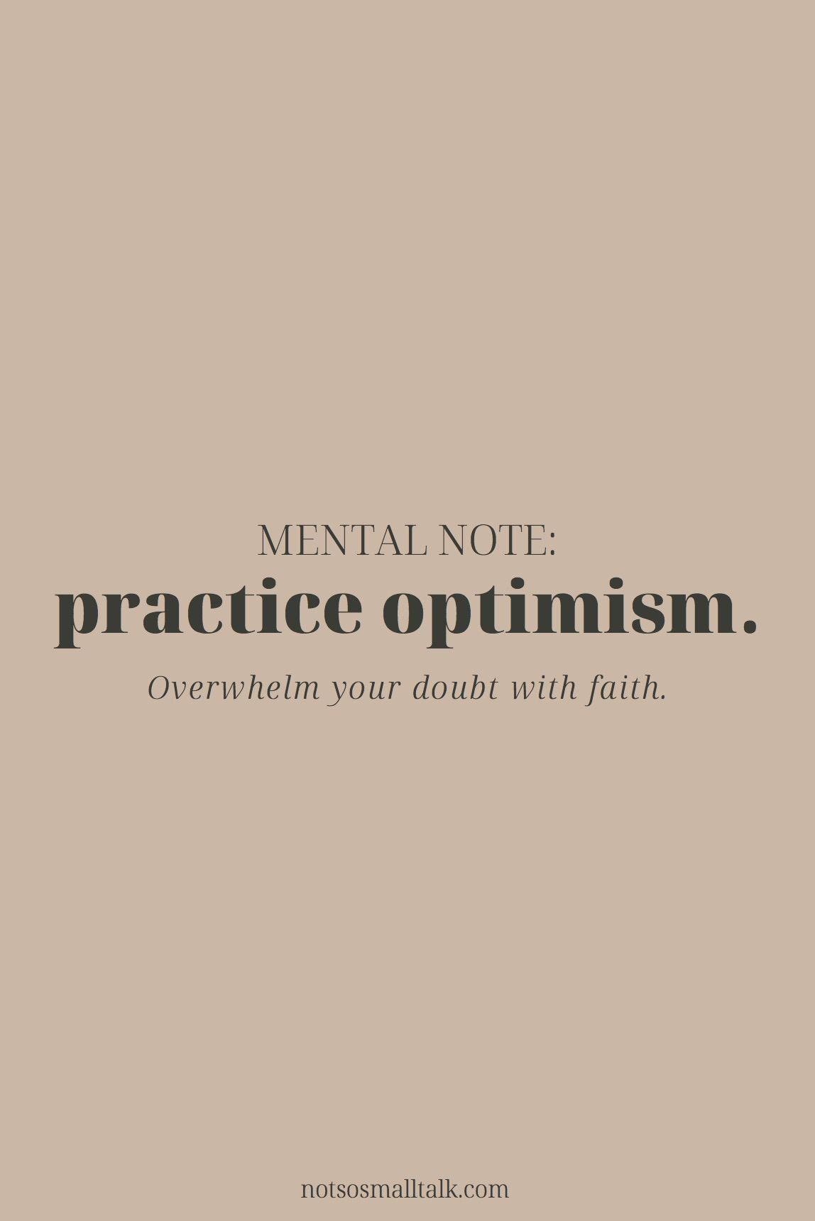 Reckless Optimism In 2020 Faith Quotes Inspirational Words Encouragement Quotes