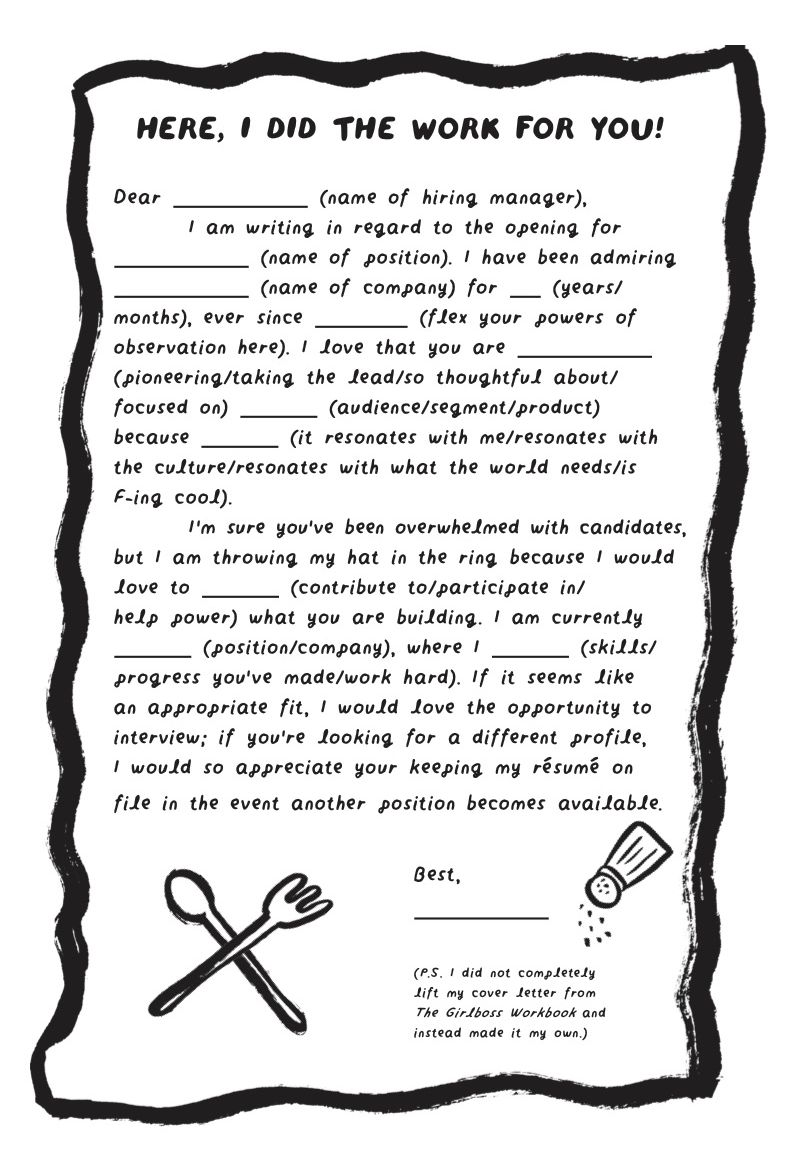 Dream job essay