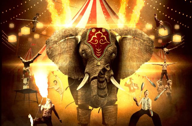 Circus 1903--The Golden Age of Circus | The Long Center for the Performing Arts