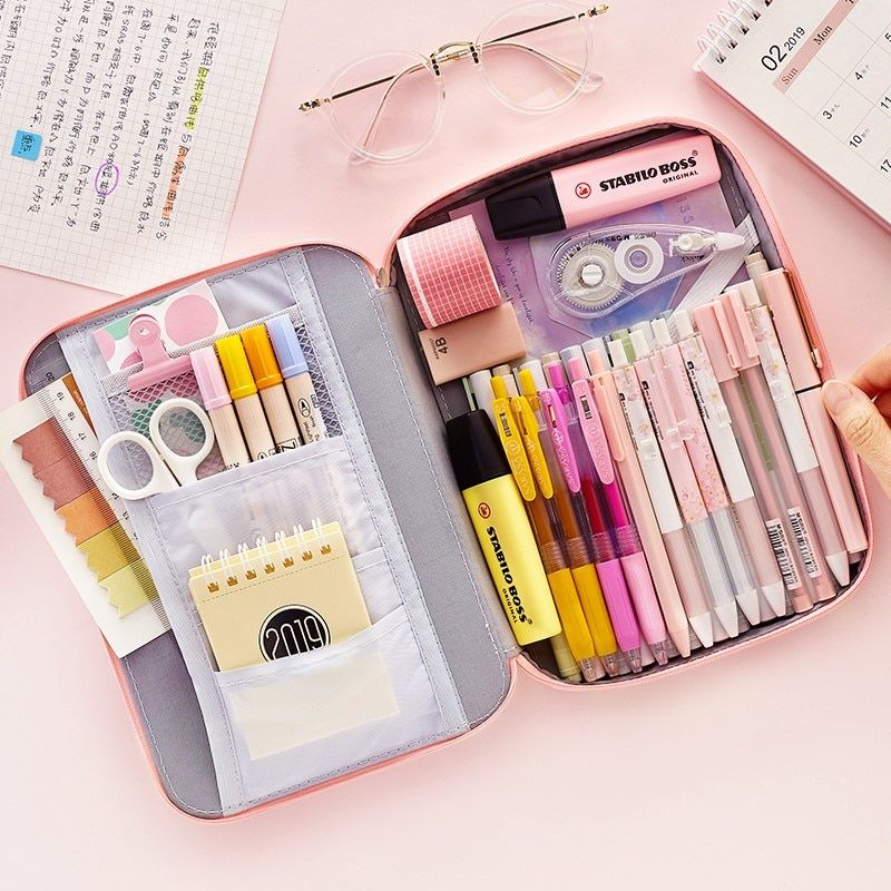 Cheap Pencil Bags Buy Quality Education Office Supplies Directly From China Suppliers Jianwu In 2020 Kawaii School Supplies Cool School Supplies Creative Stationery