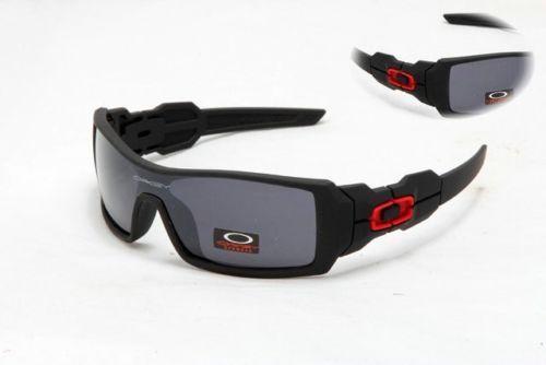Brand-new-Mens-Oakley-Oil-Rig-Sunglasses-Black-Frame-A   Sunglasses ... 886061c02d5c
