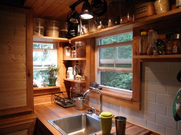 Good Meet The Tiny House Family Who Built An Amazing Mini Home For Just $12,000