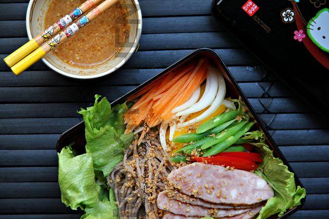 Soba Salad by Lydia's Corner, via Flickr
