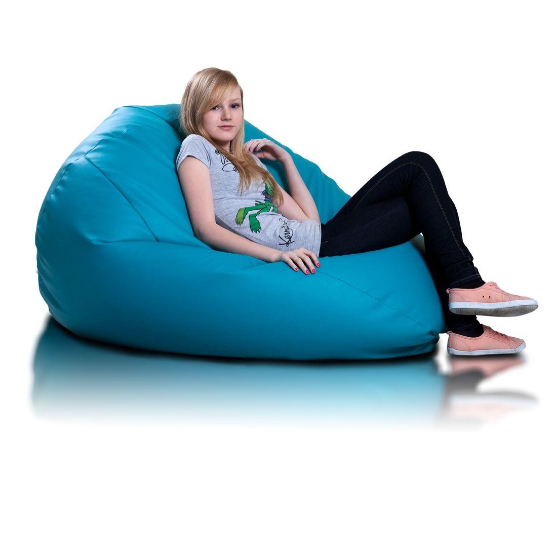 Worek Mega Sako Pufa Design Poliester Fotel Design