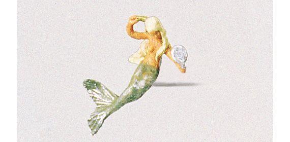 Preiser 29013 Physiques More Physiques Mermaid with mirror Spur H0 - メルクリン・フライシュマン・PIKO・ROCO・海外欧州鉄道模型通販【ワールド・トレイン】