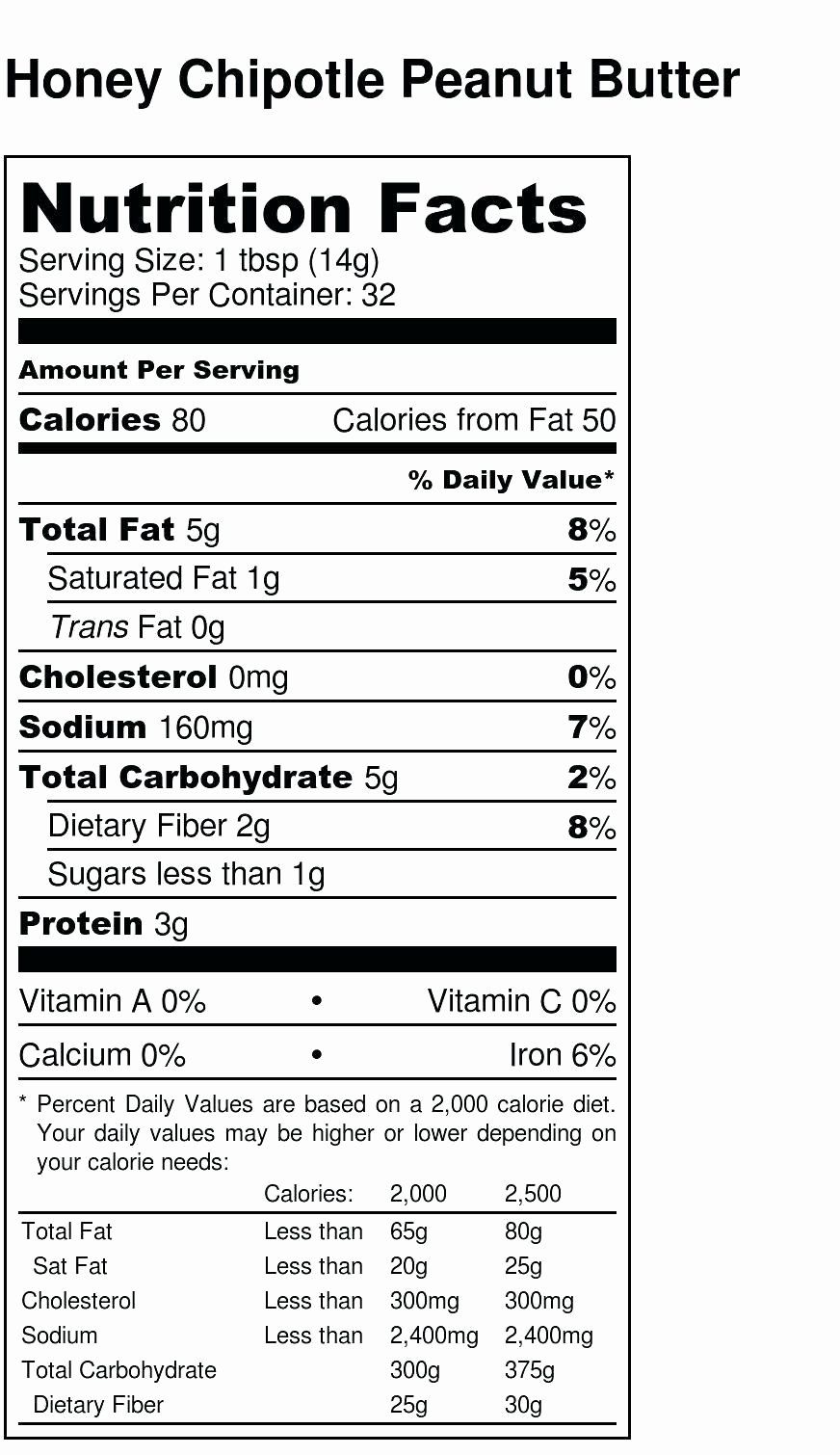 Editable Blank Nutrition Label Template : editable, blank, nutrition, label, template, Blank, Nutrition, Label, Template, Awesome, Facts, Ftempo, Label,, Template,, Templates