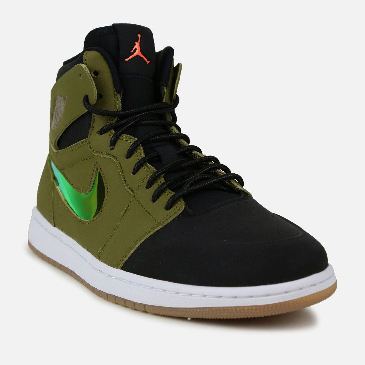 reputable site a9441 33b8a ... sale air jordan 1 high nouveau militia green new images air 23 air  jordan release dates