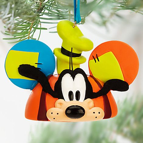 Goofy Ear Hat Ornament, In a spin, Item No. 7509055890050P $24.95 - Goofy Ear Hat Ornament, In A Spin, Item No. 7509055890050P $24.95