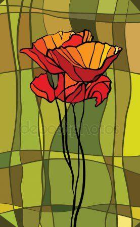 Stained glass Stok Fotoğraflar, İllüstrasyonlar ve Vektör Sanat | Depositpho…