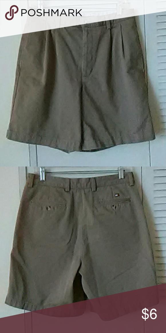 27e1394e5 I just added this listing on Poshmark: Men's Tommy Hilfiger Khaki Shorts.  #shopmycloset #poshmark #fashion #shopping #style #forsale #Tommy Hilfiger  #Other