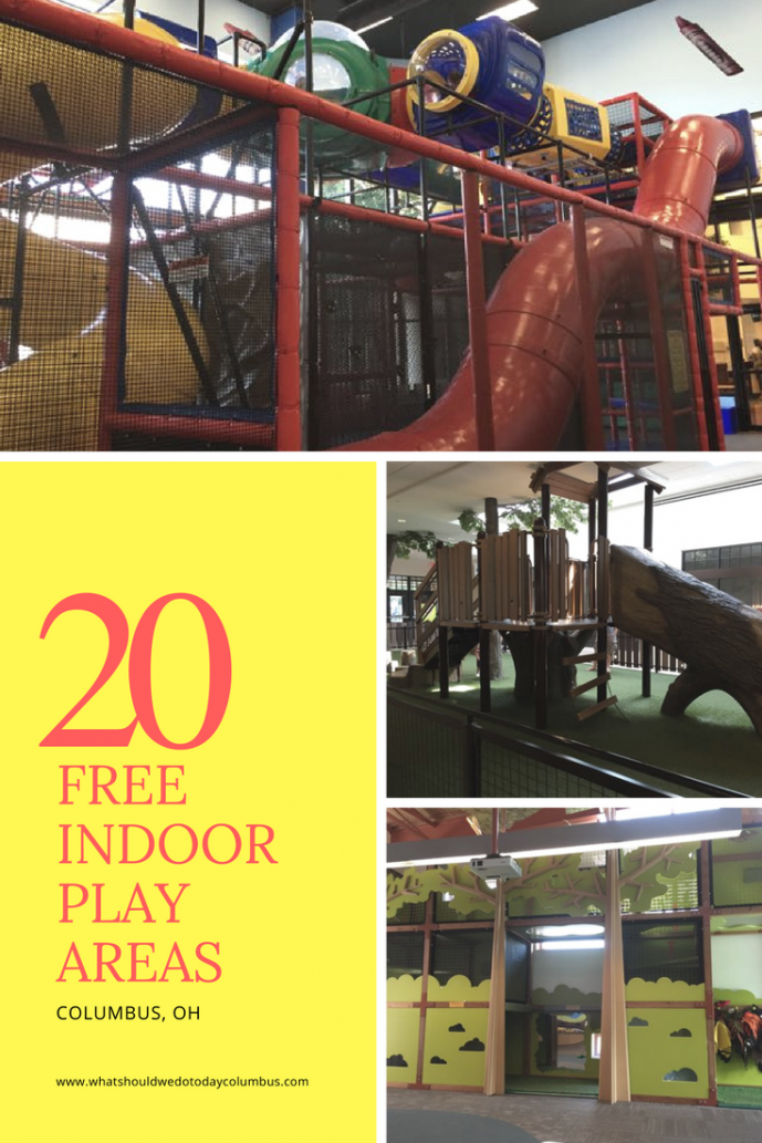 Over 20 Free Indoor Play Areas In Columbus Ohio Pinterest