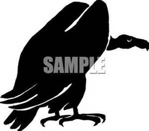 buzzard silhouette clip art bing images sillouettes pinterest rh pinterest ca