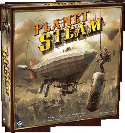 Fantasy Flight Games Steam Description
